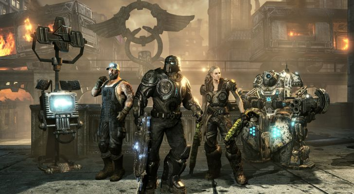 Gears of war 3 horde command dlc available now free map pack coming new dlc for gears of war 3 has arrived gumiabroncs Images