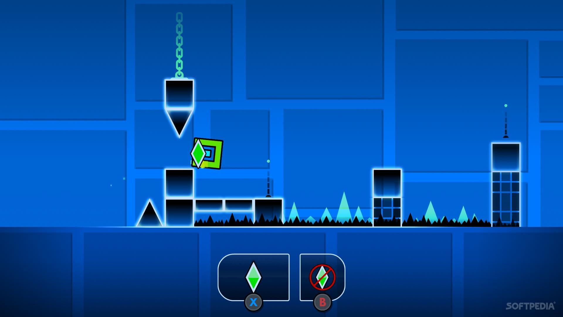geometry dash full gameplay
