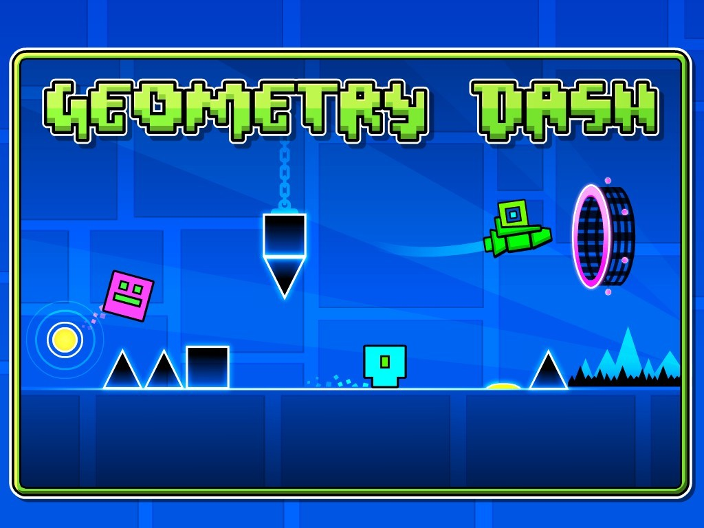 Geometrie Dash