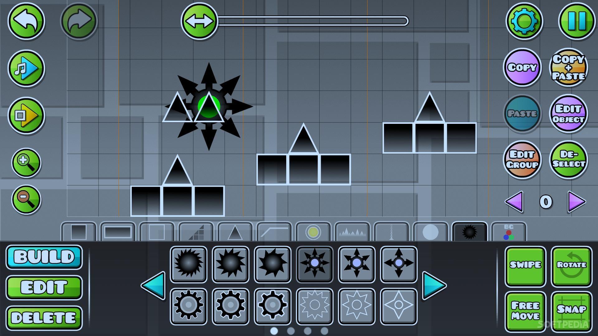 play geometry dash free on pc