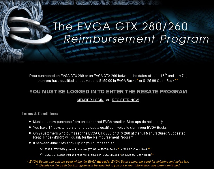 Get Your Money Back from EVGA and XFX