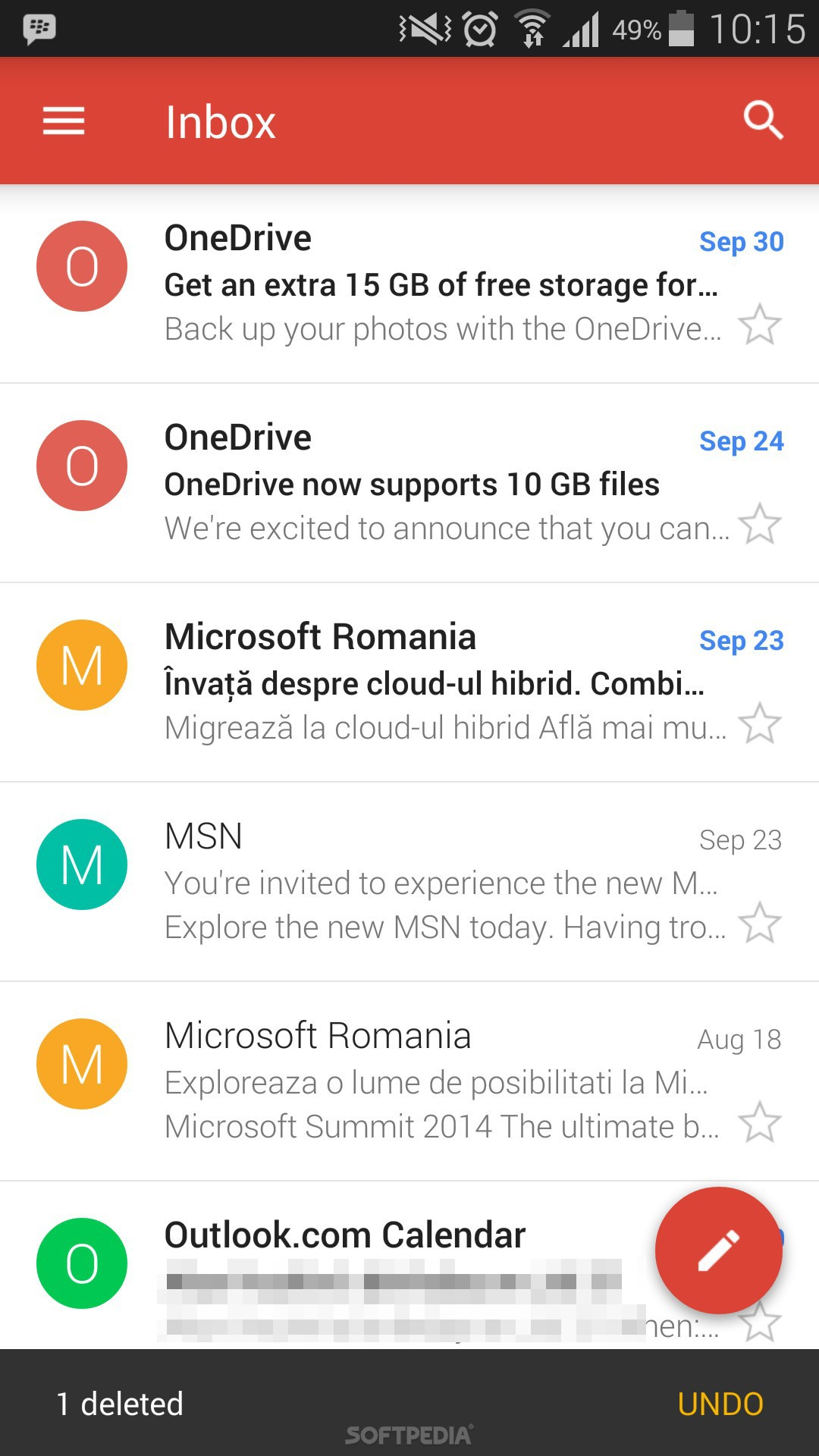 Gmail 5 0 For Android With Exchange Amp Outlook Support Out