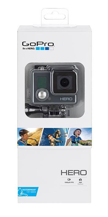 GoPro HERO Budget Camera to Be Unveiled Along GoPro HERO4 on