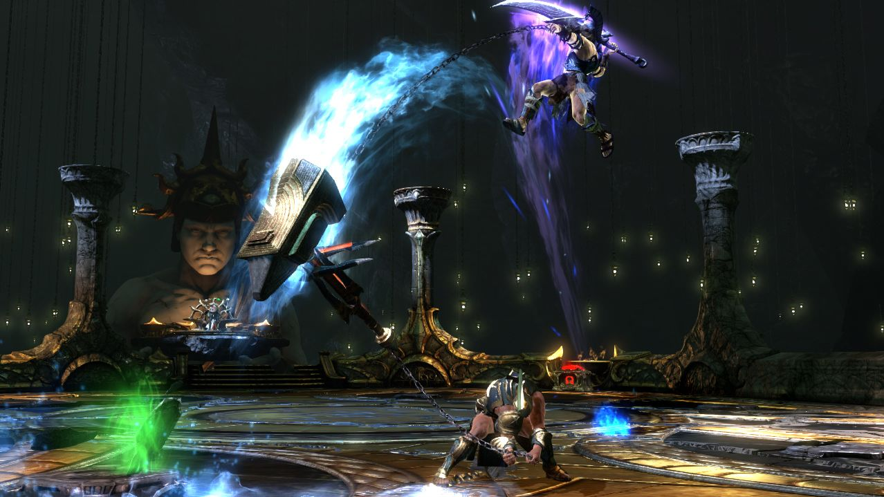 God of War: Ascension Multiplayer Gets Co-Op Weapons, New Armor