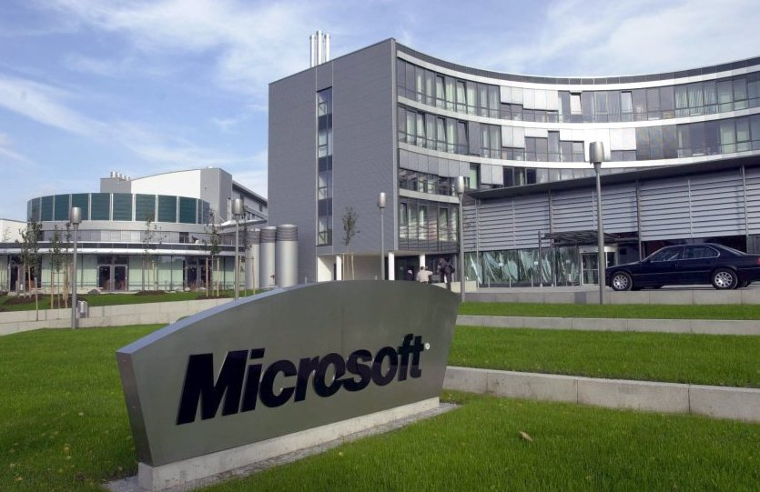 microsoft redmond office. Microsoft Is One Of The Tech Giants Supporting Charities Across World Redmond Office S