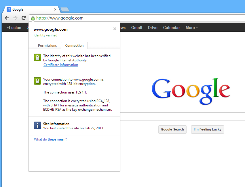 Google Bumps Ssl Certificates To 2048 Bit Encryption