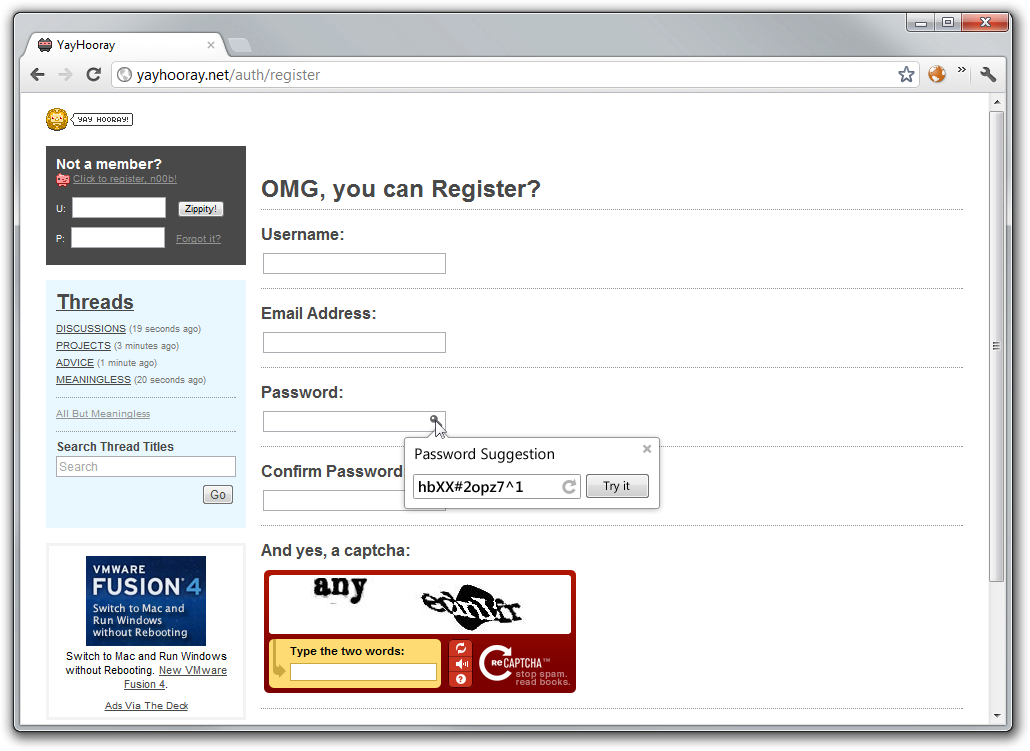Google Chrome Will Get A Password Generator And Manager