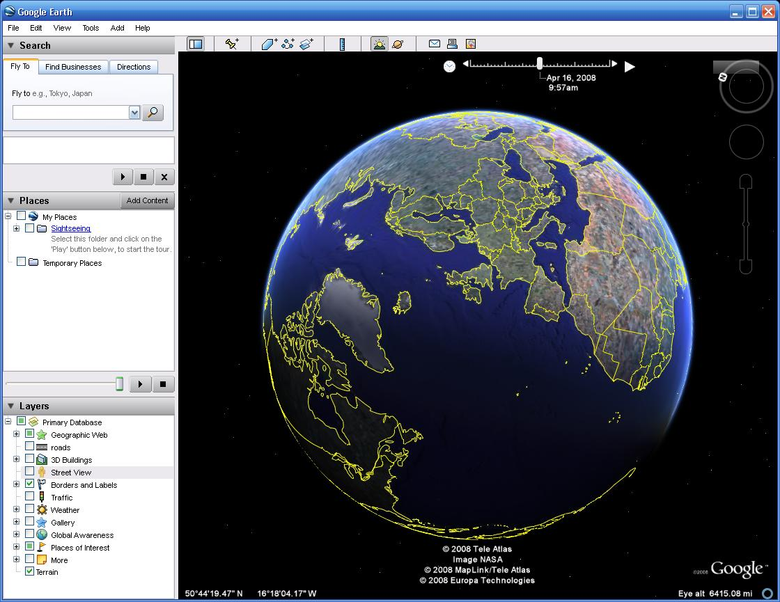 Google Earth Pro 7.3.1 Released