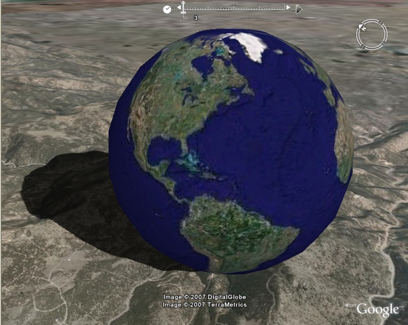 Google Earth 5 0 Brings A Wide Range Of New Features