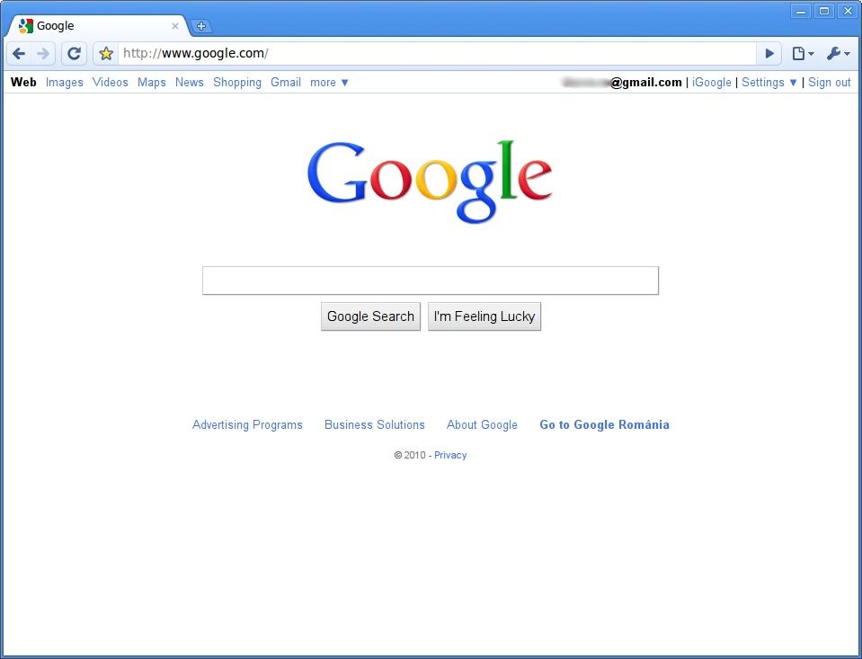 how to make Google chrome my homepage