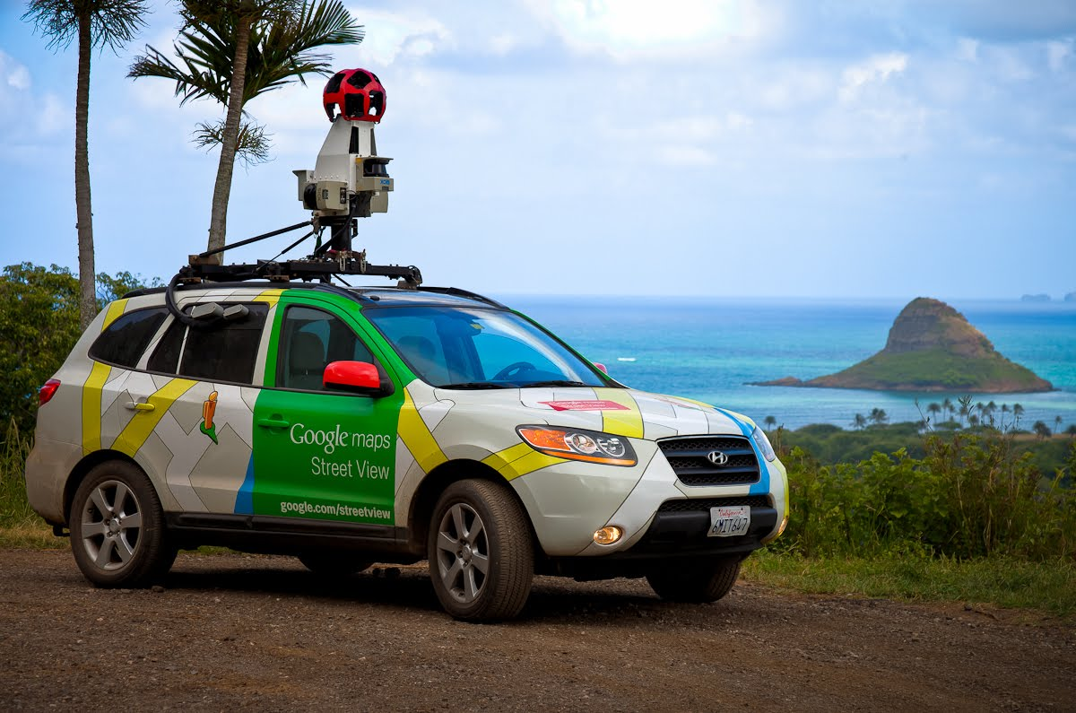 Google Maps Gets Street View on Mobile Web to Lure Apple Fans on