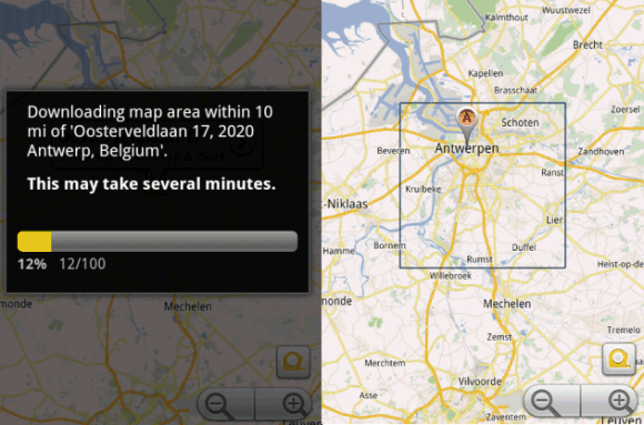 Google Maps for Android Adds 'Stop-by-Stop' Transit Navigation ... on
