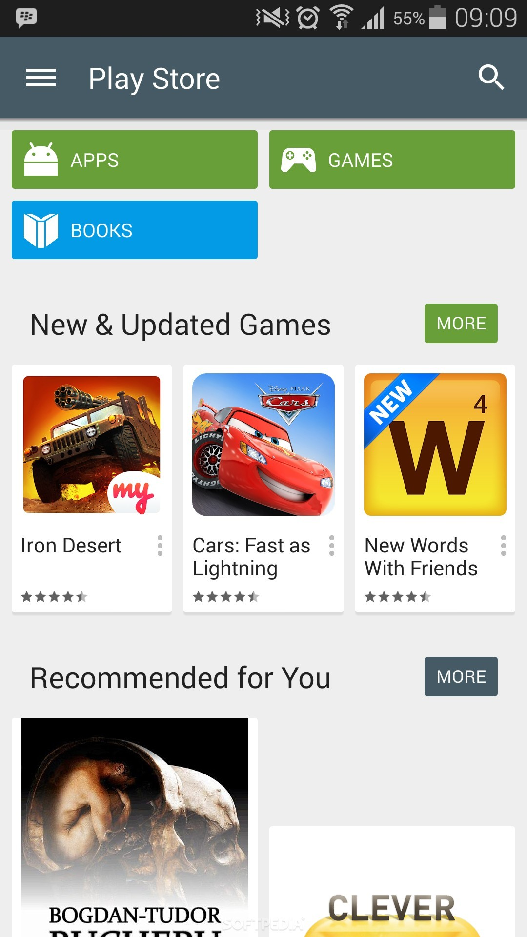 Google Play App Roundup Instagram Another World Tasks: Google Play Store 5.0 Released With Material Design And