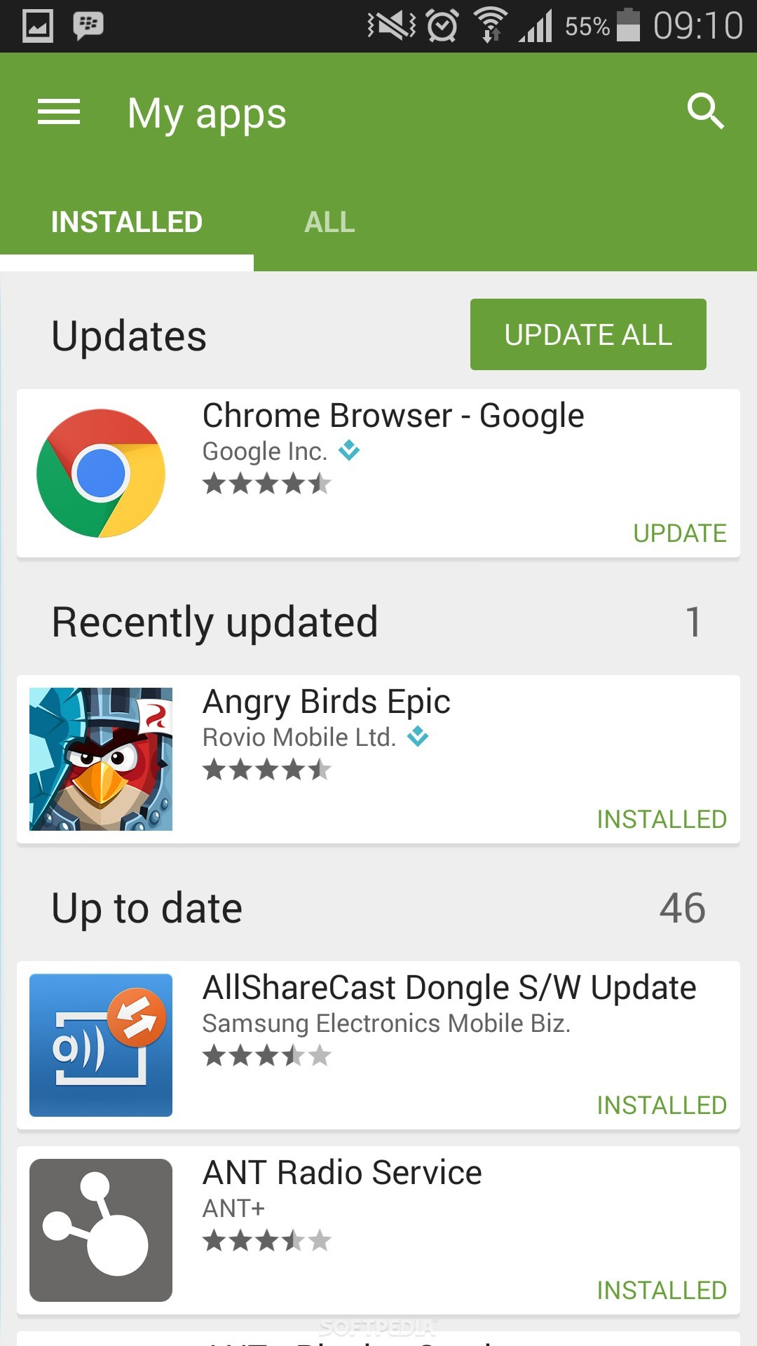 An indispensable app for keeping your apps updated
