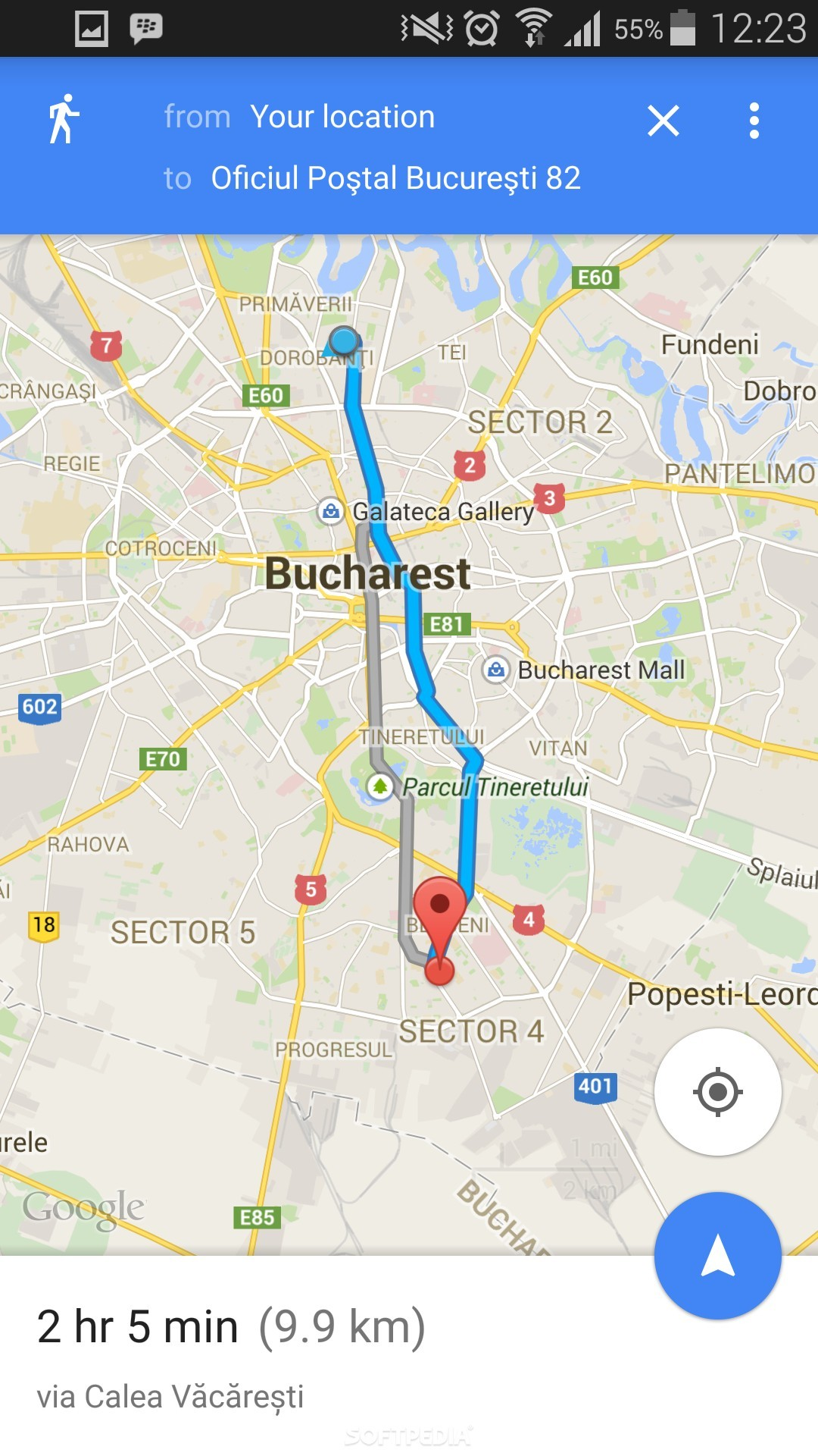 Google Rolls Out Maps 9 0 For Android With Material Design Ui
