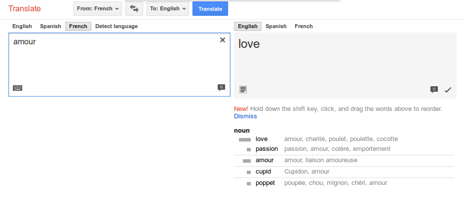 Awesome Google Translate Has Reverse Translation, More Info And Alternatives