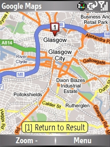 Google Updates Maps for Windows Mobile and Symbian on