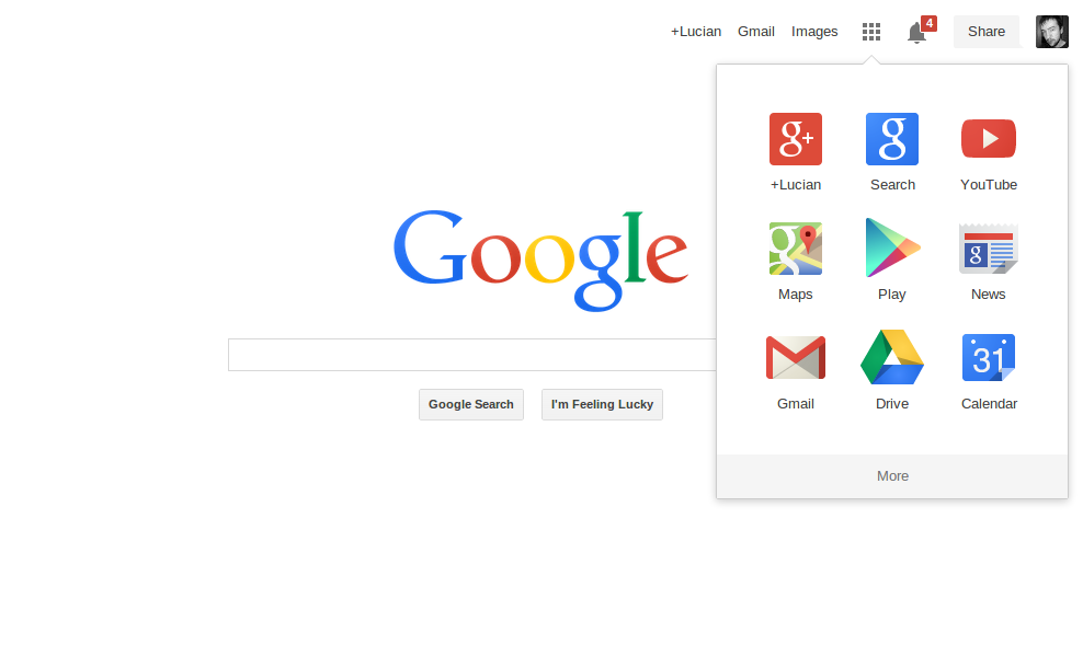how to set up new tab homepage in google chrome