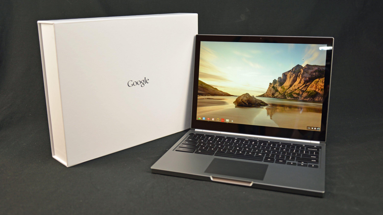 Cur Chromebook Pixel Unboxing