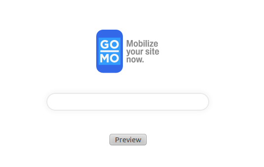 The Gomo Website