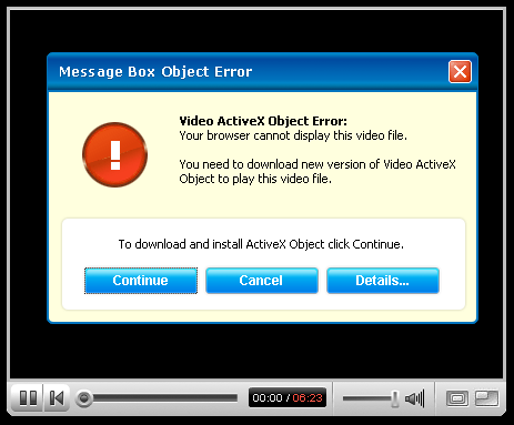 Download and install activex control edraw.