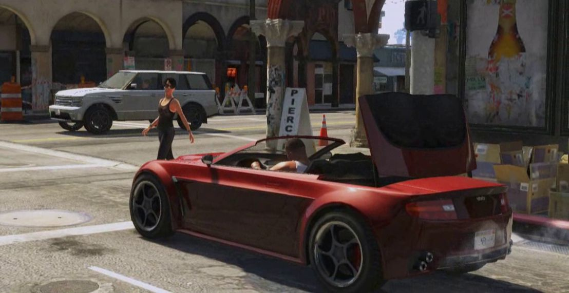 Grand Theft Auto V's List of Vehicles Found in Max Payne 3 Source Files