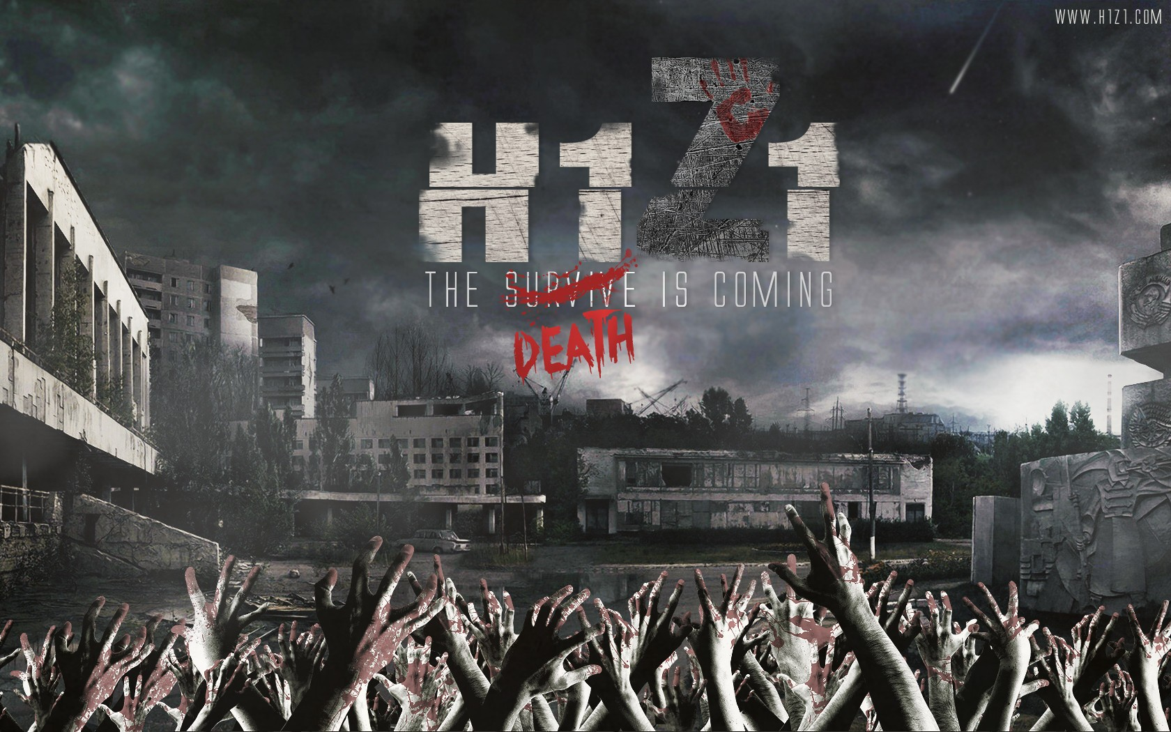 H1Z1 Servers Up Again, New Update Fixes Loot and Events Issues