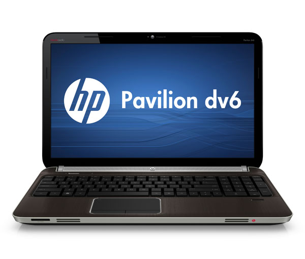 Hp Makes Official The Pavilion Dv Series Amd Llano Powered Notebooks