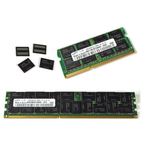 HP Server Has 2 TB RAM Thanks to 4 Gb Samsung DDR3
