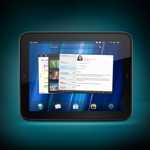 Hp Touchpad Gets Android Drivers