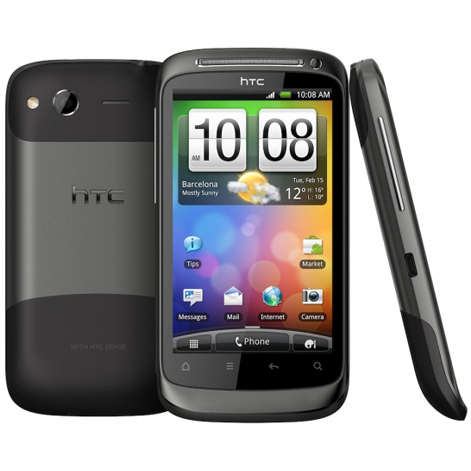 htc desire s receives android 2 3 5 update and htc sense 3 0 ui rh news softpedia com Old HTC Phones HTC One S