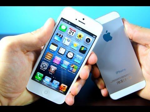Hacker Jailbreaks iPhone 5 Running iOS 6.0.2