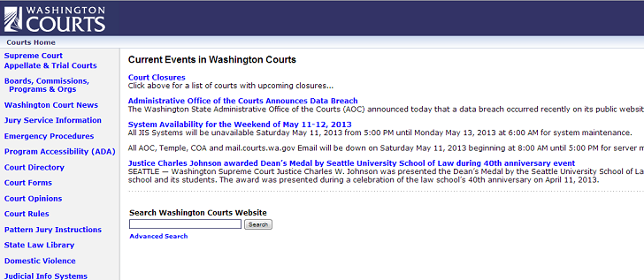 Hackers Exploit Coldfusion Flaw To Breach Washington Office Of