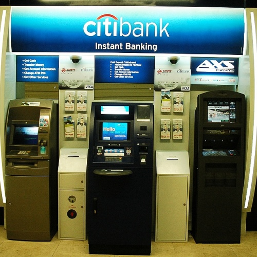 hackers target citibank atms