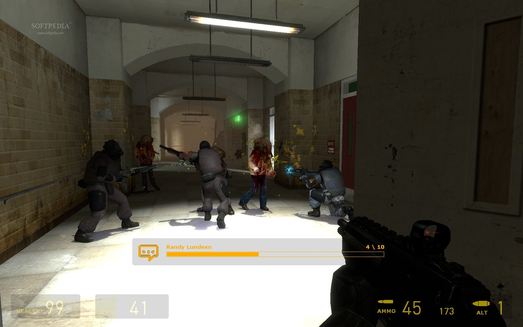 Half-Life 2: Episode One for Linux Review