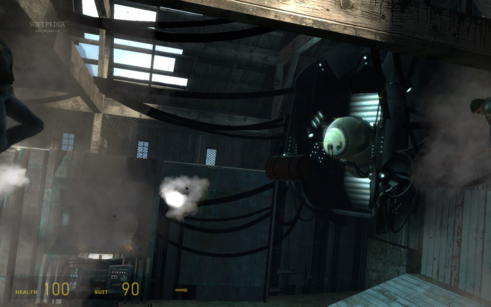 Half-Life 2: Episode Two for Linux Review