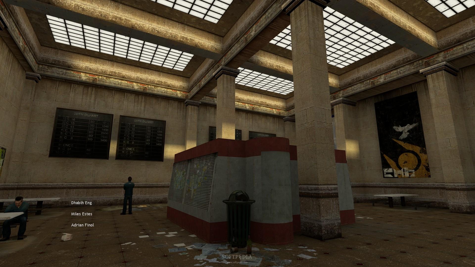 Half-Life 2 Linux vs  Windows Screenshot Comparison Tour