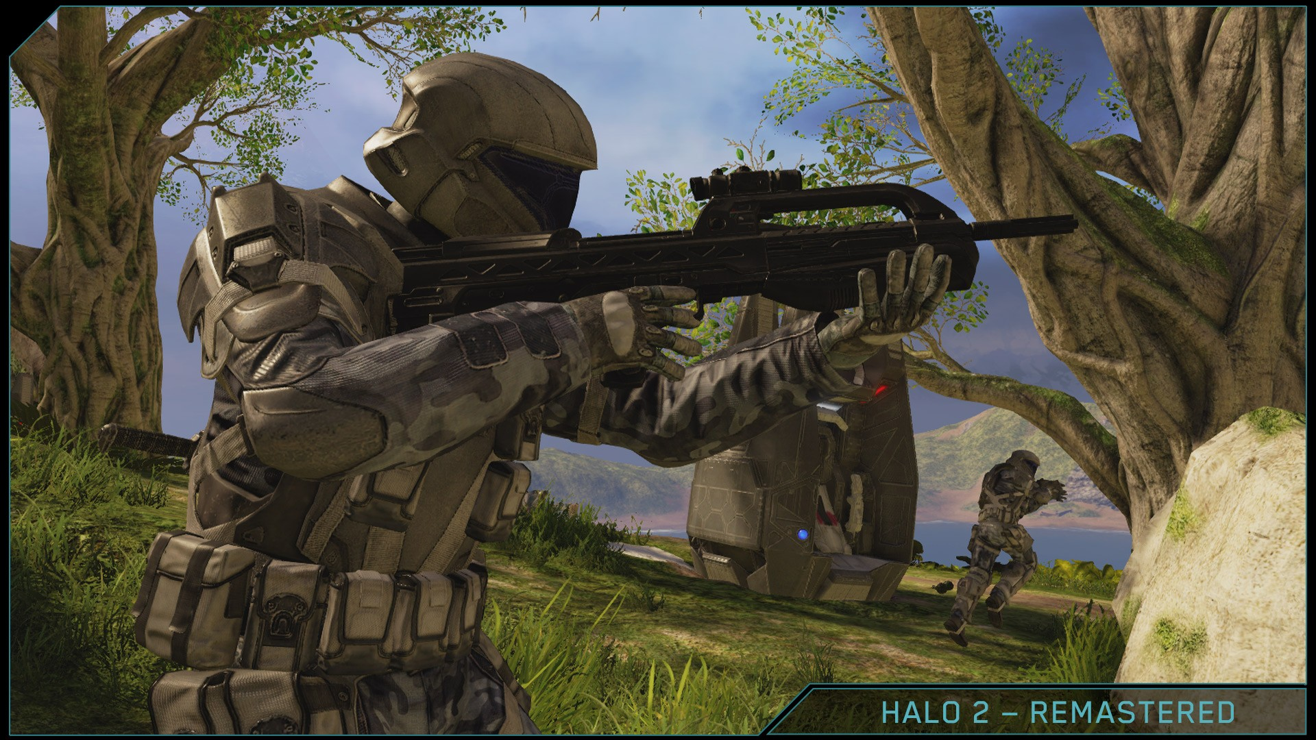 Halo 2 Anniversary Campaign Doesn't Run at 1080p on Xbox One