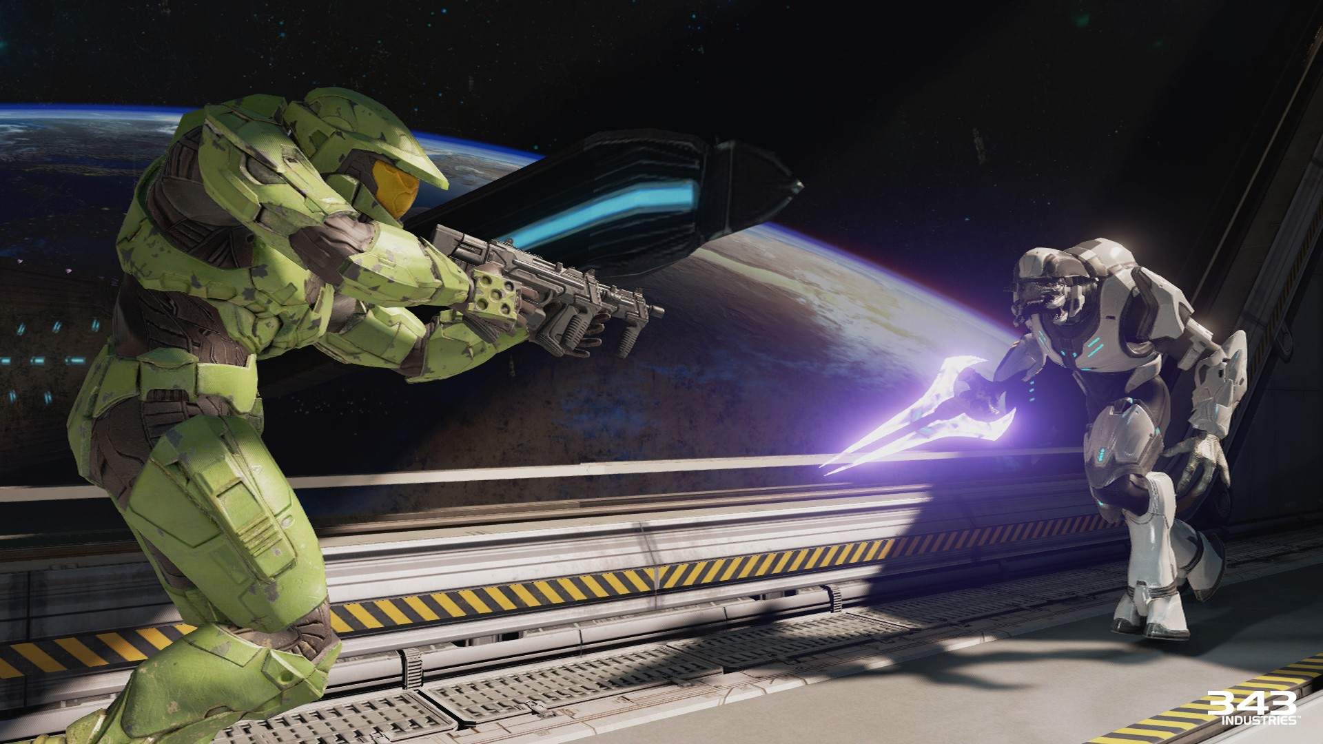 Halo 2 Gets Anniversary Treatment In The Master Chief Collection
