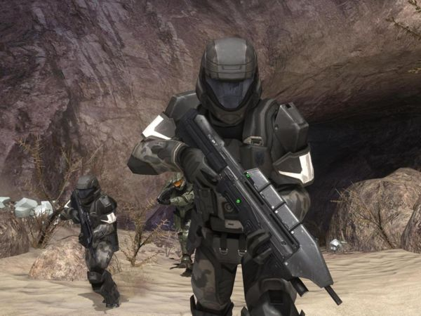 Halo 3: ODST Will Feature All of the Multiplayer Maps from