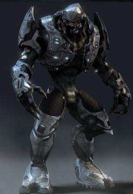 Halo 3: ODST Won't Feature Elites