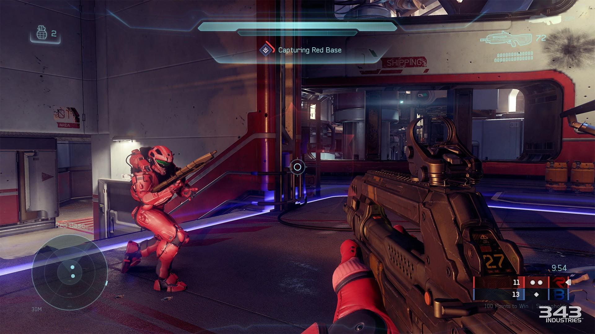 Halo waypoint matchmaking update