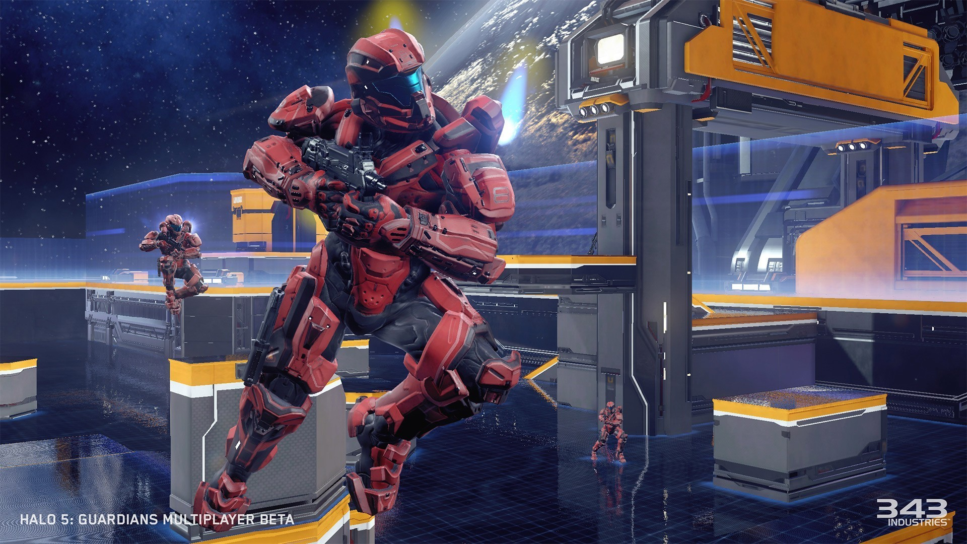 Halo 5: Guardians Will Have Expanded Forge, No Remastered Classic Maps