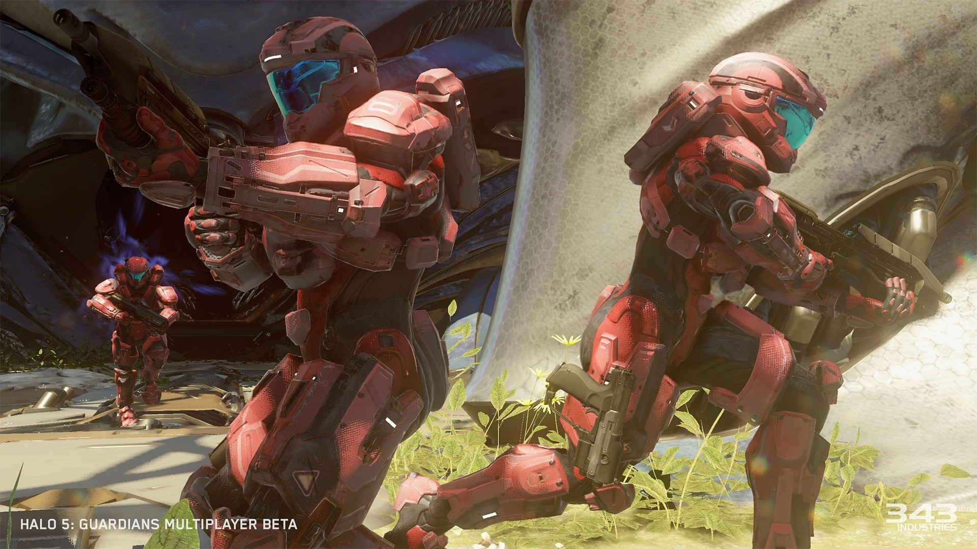 Halo 5: Guardians Will Have Expanded Forge, No Remastered