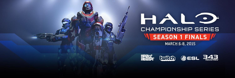 Halo Championship Series Season 1 Finals Program Revealed