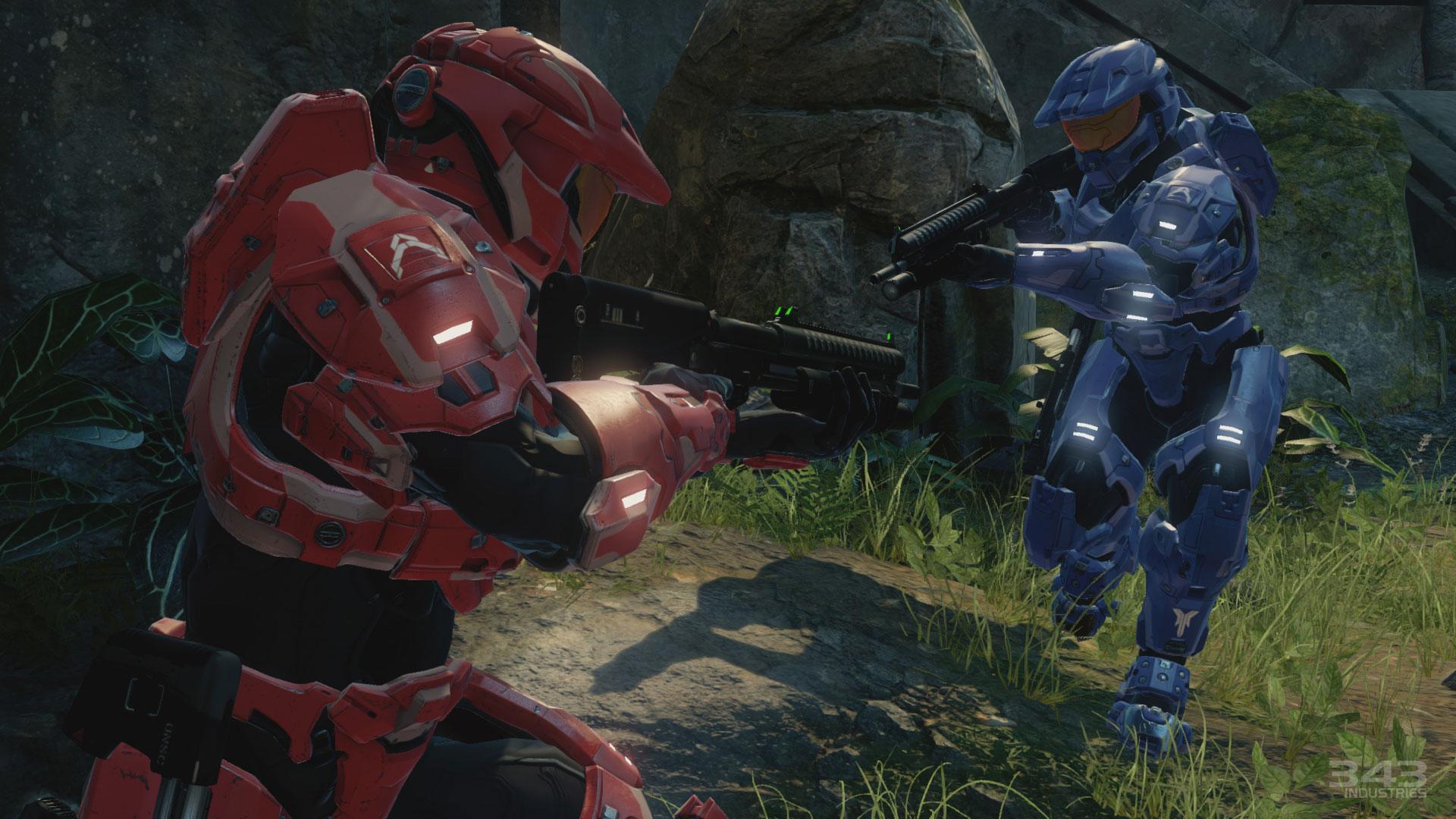 Vad kan diskuteras när det gäller till servrar, fastän, är en ny form av matchmaking, som tog upp från ett senare inlägg på Halo Waypoint forum.