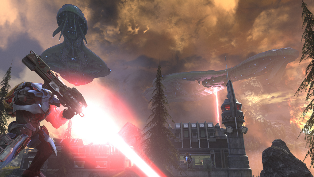Halo: Reach Defiant Map Pack DLC Revealed