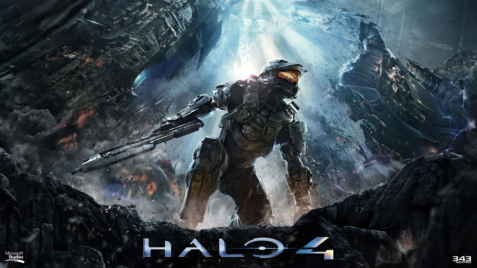 Halo The Master Chief Collection Brings Halo 1 Through 4 On