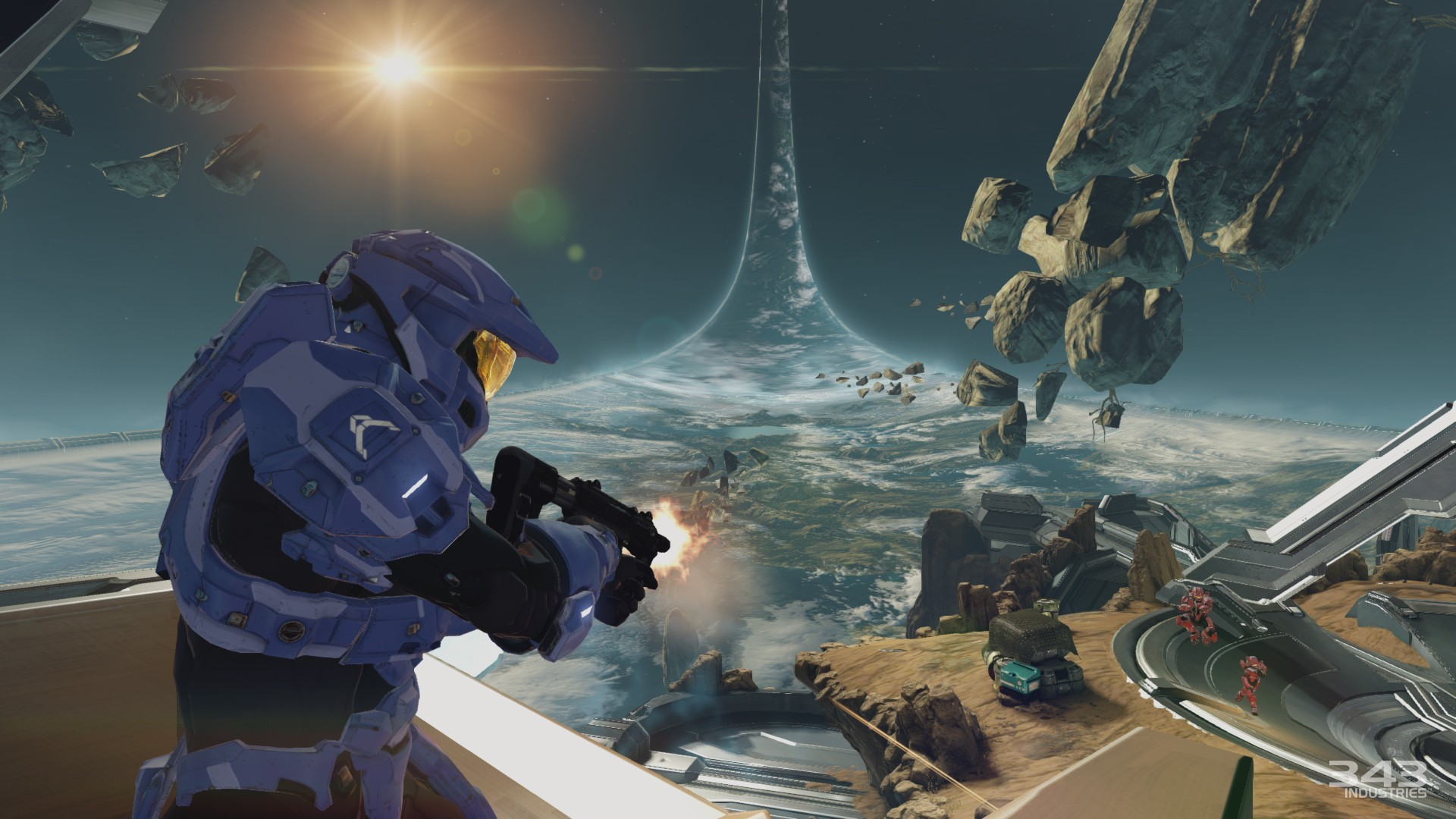 Halo The Master Chief Collection Goes Gold Launches