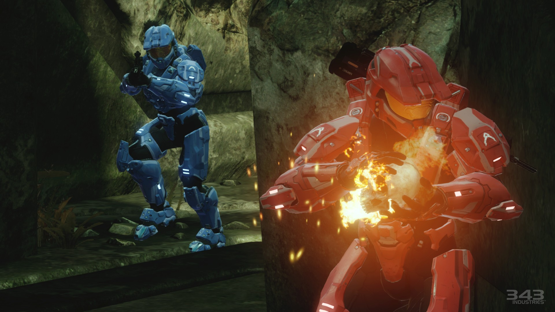Halo 4 co op matchmaking